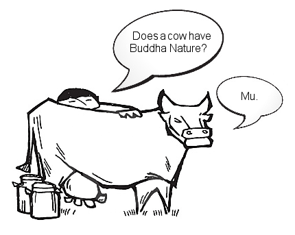 Cow Buddha Nature