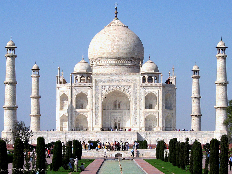 wallpaper of taj mahal. Architecture Wallpaper